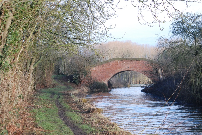 Manton Turnover bridge