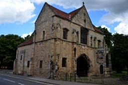 Priory gatehouse