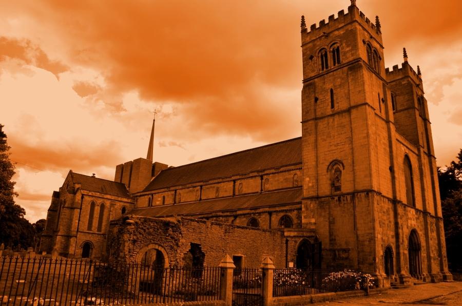 Worksop priory church