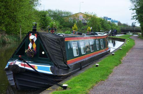 Narrowboat Dacre