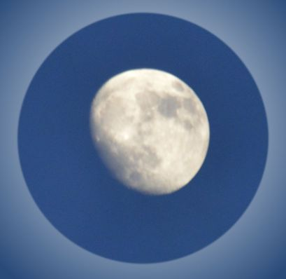 Moon again