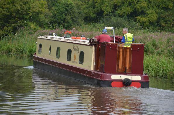 Prettiest boat on the cut