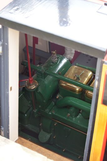 Nb Harry's beautiful engine