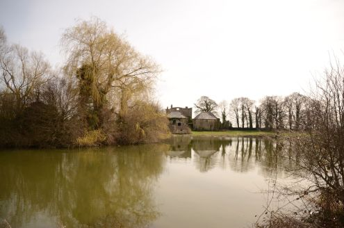 Pond & Manor