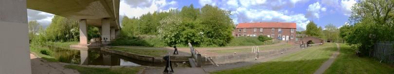 Haggonfields Lock
