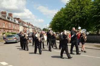 Whitwell Brass Band