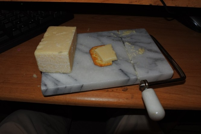 Cheese cutter