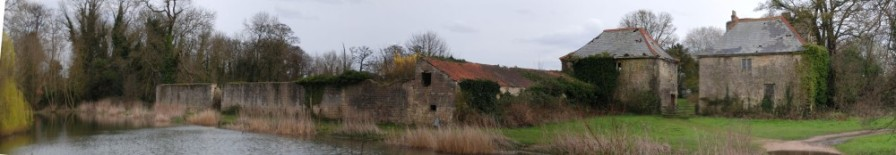 Shireoaks hall outbuildings