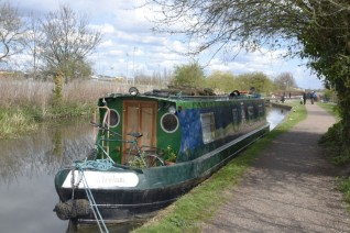 Nb Lord Bensham - to mooring at Shireoaks