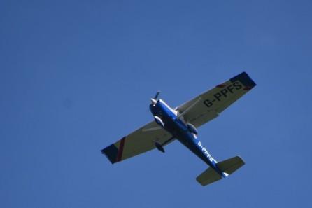 Reims Cessna FRA150L Aerobat G-PPFS