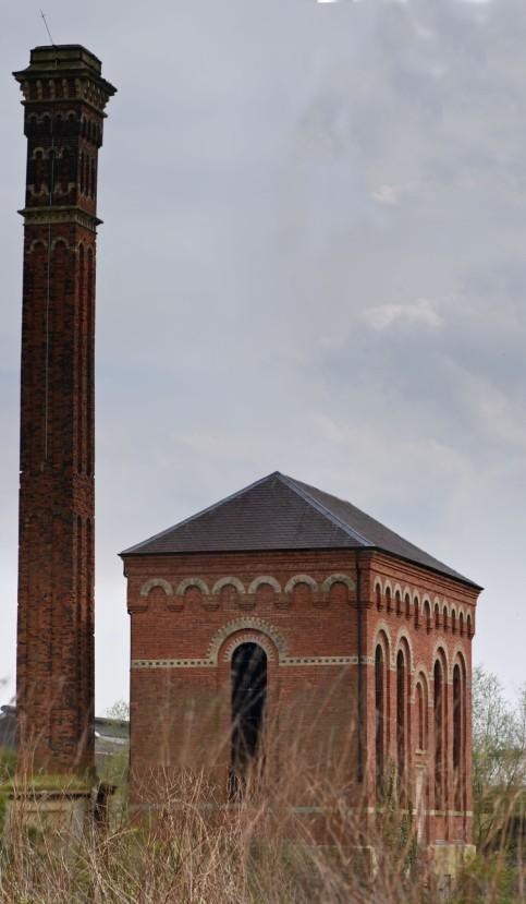Victorian sewage pumphouse