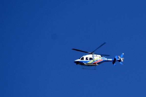 National Grid chopper