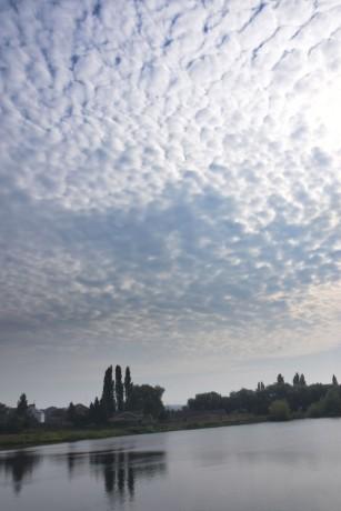Bobbly sky